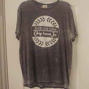 atx mafia Chip and Jo t-shirt